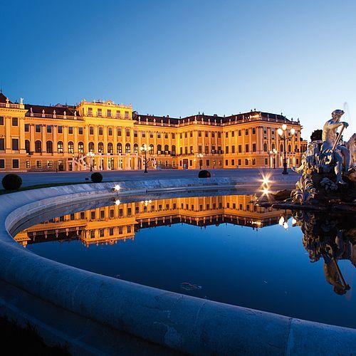 Das Schloss Schönbrunn | © Wien-Tourismus