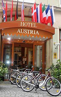 Hotel im Zentrum von Wien