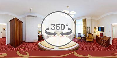 Komfortzimmer im Hotel Austria