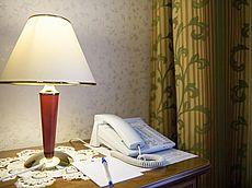 Gästetelefon in jedem Zimmer verfügbar