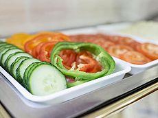 Frisches Gemüse für ein gelungenes Frühstück
