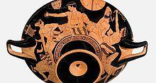 antike Schale von Klimt