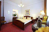 Standardzimmer im Hotel Austria Wien
