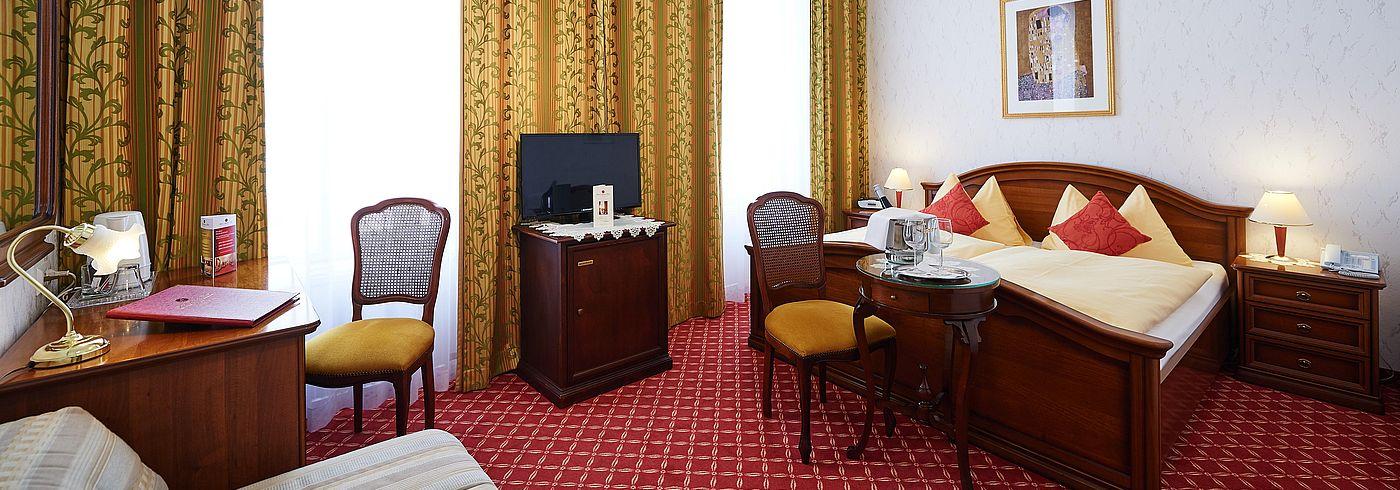 Komfortzimmer im Wiener Stil
