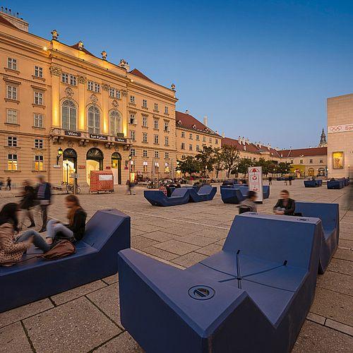 Das Museumsquartier | © Wien-Tourismus