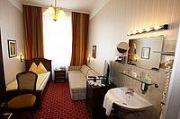 Economyzimmer im Hotel Austria Wien