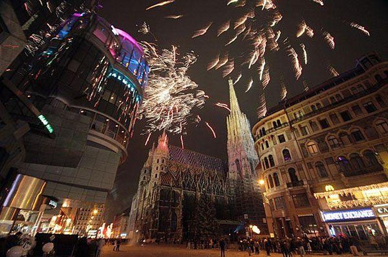 December 2016 Hotel Austria Wien