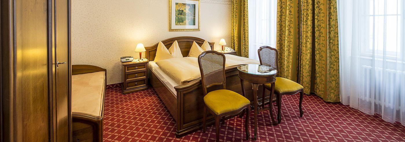 Komfortzimmer im Hotel Hotel Austria
