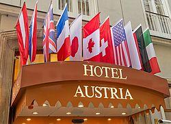Hotel Austria Wien - für internationale Gäste