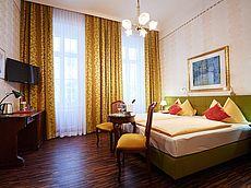 Doppelzimmer Komfort für zwei Personen
