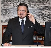 Piero ANZALONE GHERARDI - Stellv. Empfangschef